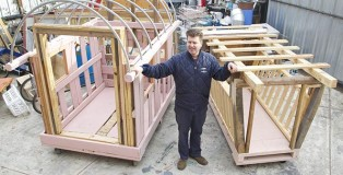 Gregory Kloehn - Tiny Homes for the Homeless