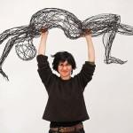 Judit Rita Rabóczky – Sculptures Of Energetic Human Figures