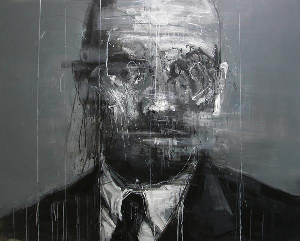 Kim Byungkwan - Portrait Paintings