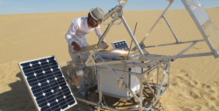 Markus Kayser - Solar Sinter project