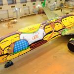 Os Gemeos – Seleção Boeing Murales