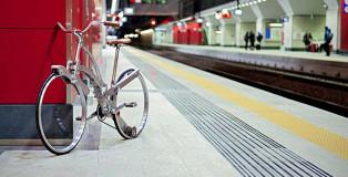 Gianluca Sada - Sadabike, la bici senza raggi che si piega come un ombrello