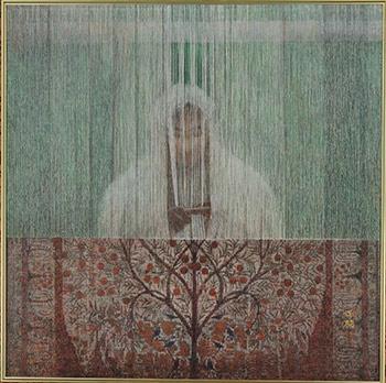 Masaaki Miyasako - Tourbillon - Weave asking the yarn - 2009