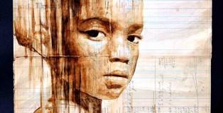 Michael Aaron Williams - Coffee Portraits