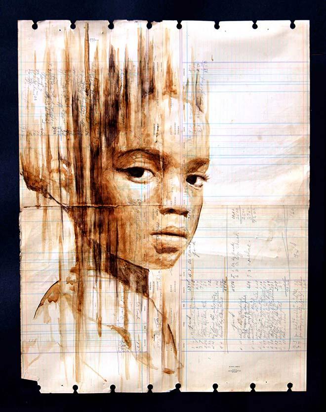 Michael Aaron Williams – Coffee Portraits
