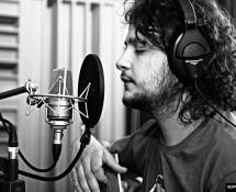 Vincenzo Maggiore - #Vision 8 - Studio di registrazione - Photo credit: Dario Rovere