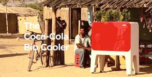 Coca-Cola Bio Cooler - Eco Design