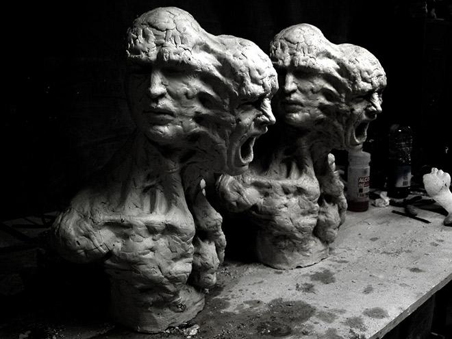 Enrico Ferrarini – Sculture dinamiche