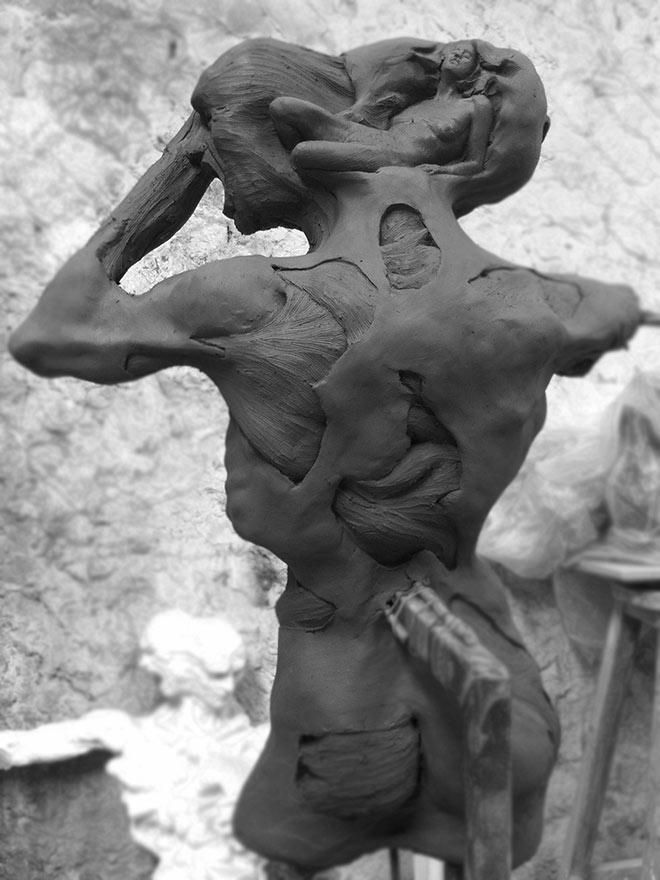 Enrico Ferrarini - Sculture dinamiche