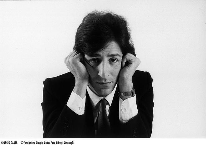 Il Signor G - La follia di essere liberi - foto di Luigi Ciminaghi