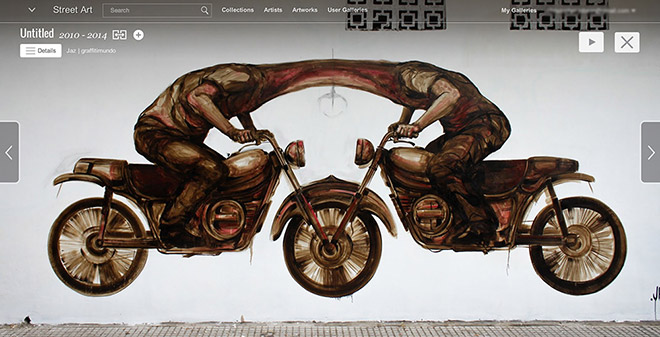 Google Street Art Project - Preservare la creatività