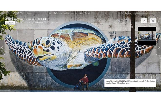 Google Street Art Project - Preservare la creatività