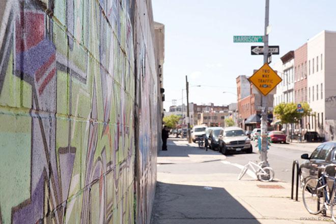 Street installations, All-Star Nobody, New York, USA