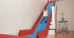 SlideRider - Dalle scale allo scivolo
