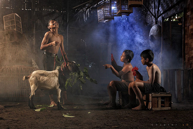 Everyday life in Indonesia's villages