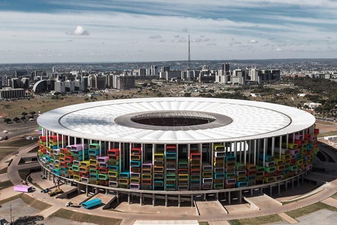 Casa Futebol – Un uso alternativo degli stadi in Brasile