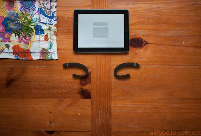 Keyboardless device