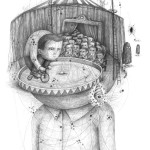 Stefan Zsaitsits – Drawings