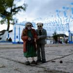 Cement Eclipses, Chiapas Mexico – Isaac Cordal