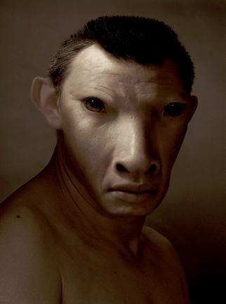 Metamorphosis - Daniel Lee,1949 - Year of the Ox, 30x24 inches digital C-print