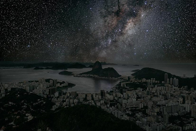 Darkened Cities, Rio de Janeiro
