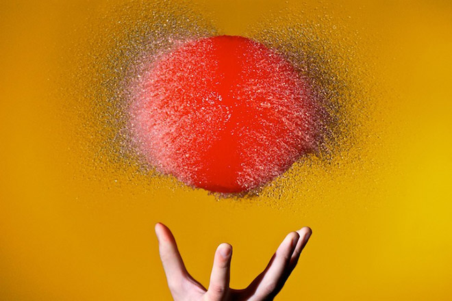 Water baloons - High speed photography