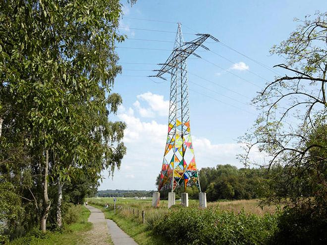 Leuchtturm – Da torre elettrica a faro multicolor