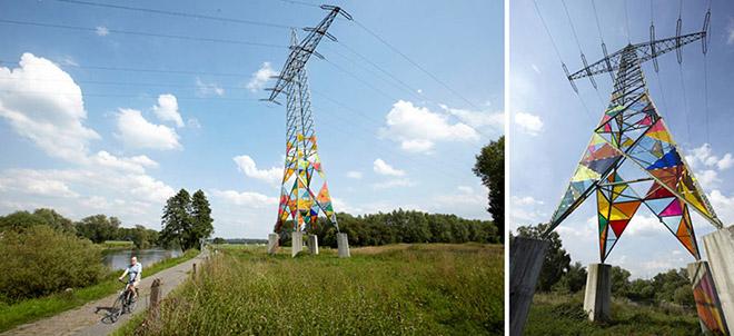 Leuchtturm - Da torre elettrica a faro multicolor
