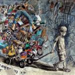 Robert Lebsack – Paintings