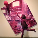 Shintaro Ohata – 3D paintings