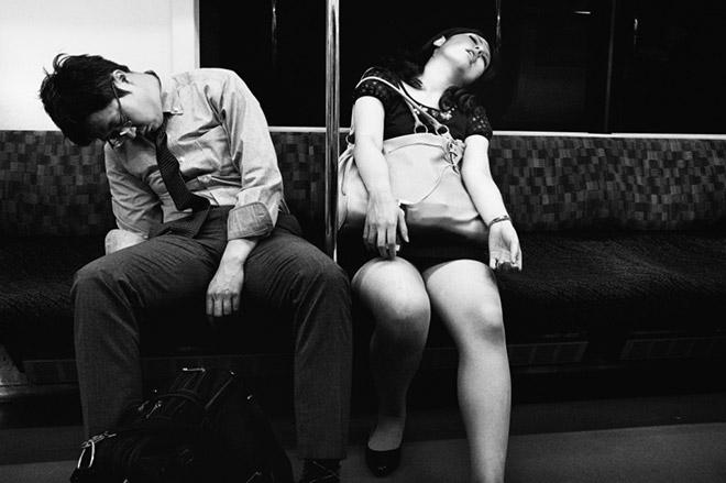 Tatsuo Suzuki – Tokyo in Black and White