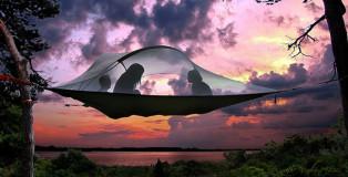 Tentsile - La tenda sospesa in aria