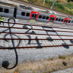 Artur Bordalo – Railroad Art