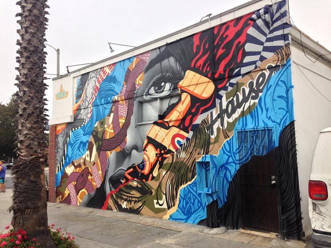 Sharon of Eden (Santa Monica, CA)
