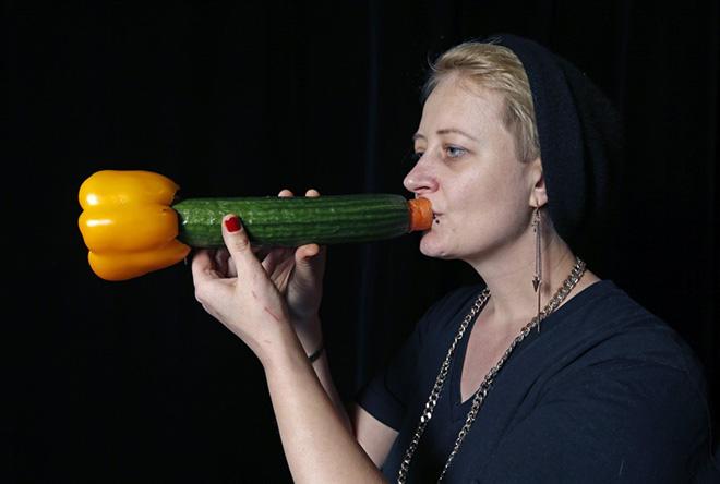 Musica dalle verdure