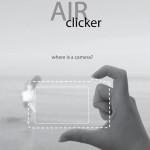 Air Clicker, Camera Concept – Yeon Su Kim