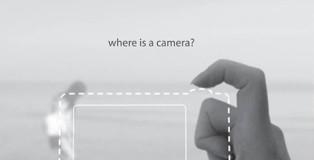 Air Clicker, Camaera Concept - Yeon Su Kim