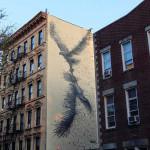 DALeast – New Murales – New York, Malaga, Warsaw