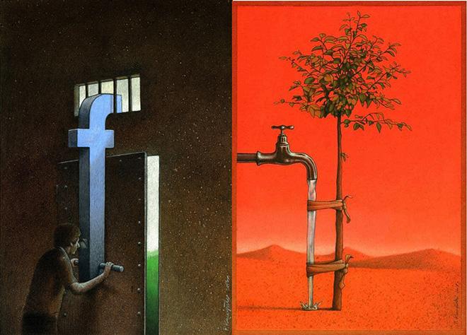 Pawel Kuczynski - Illustration