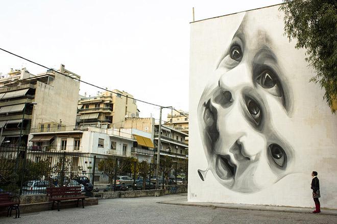 No future, Athens 2014