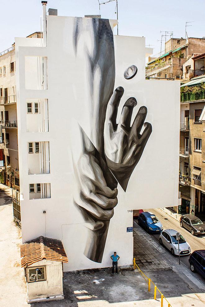 Wake up, Athens 2014