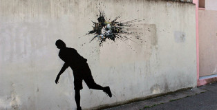 Pejac - Street Art Paris