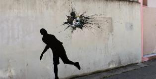Pejac - Street Art Paris
