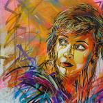 C215 – Stencil art