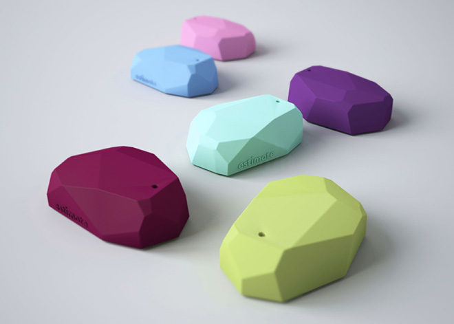 Estimote Sticker Beacons - Introducing Nearables