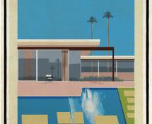 Federico Babina - Artistec, Hockney + Neutra