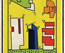 Federico Babina - Artistec, Haring + Neutelings