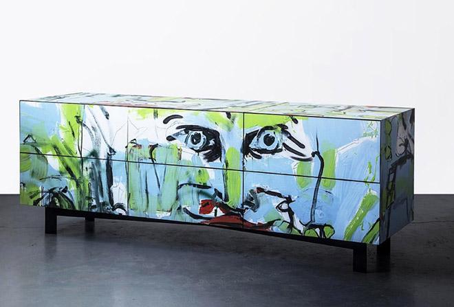 Street Capture – Graffiti become design furniture
