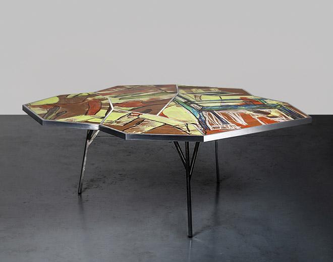 Graffiti become design furniture