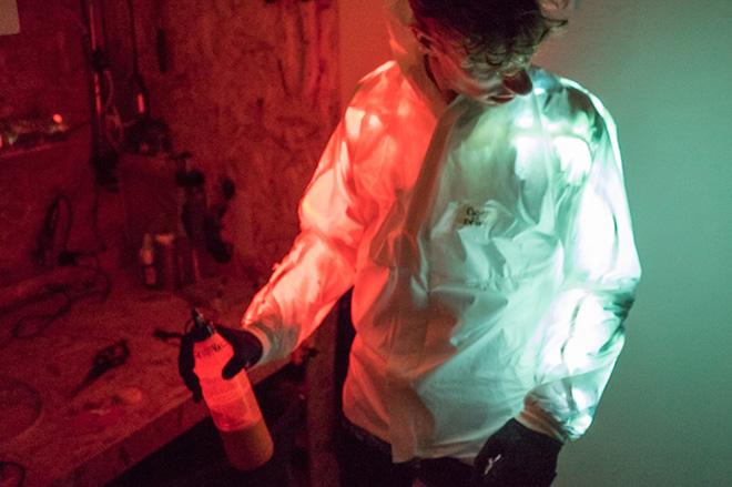 Interacket – Chameleon Jacket